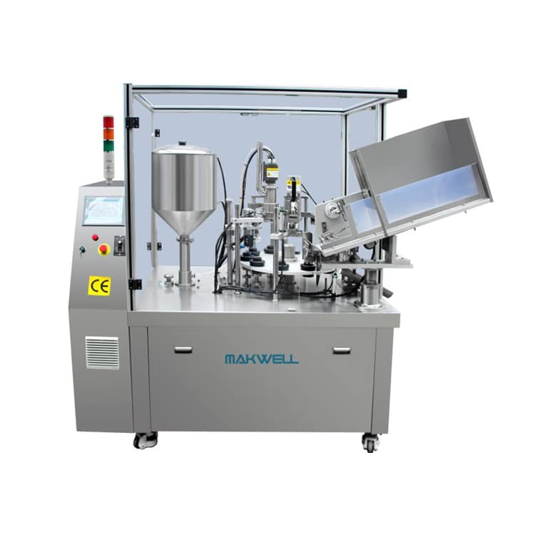 Tube Cosmetic Filling Machine