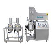 hand sanitizer gel mixer