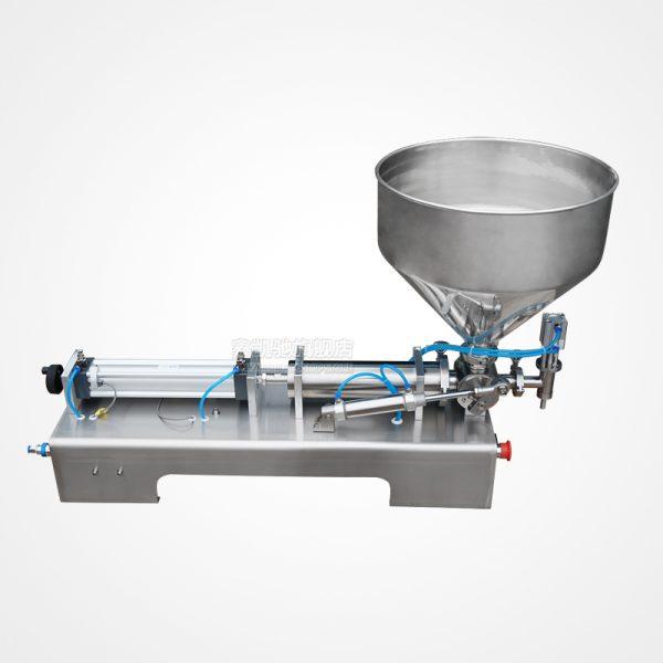 Semi-Automatic Alcohol Hand Sanitizer Filling Machinery